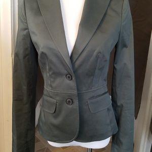 Rock & Republic jacket olive